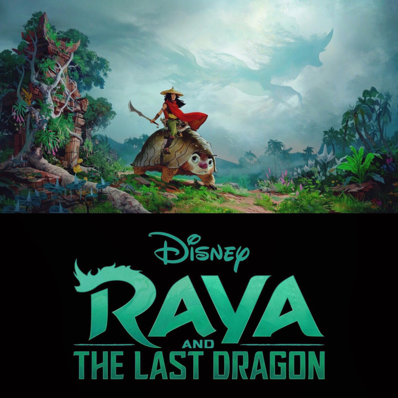 phim disney - raya and the last dragon