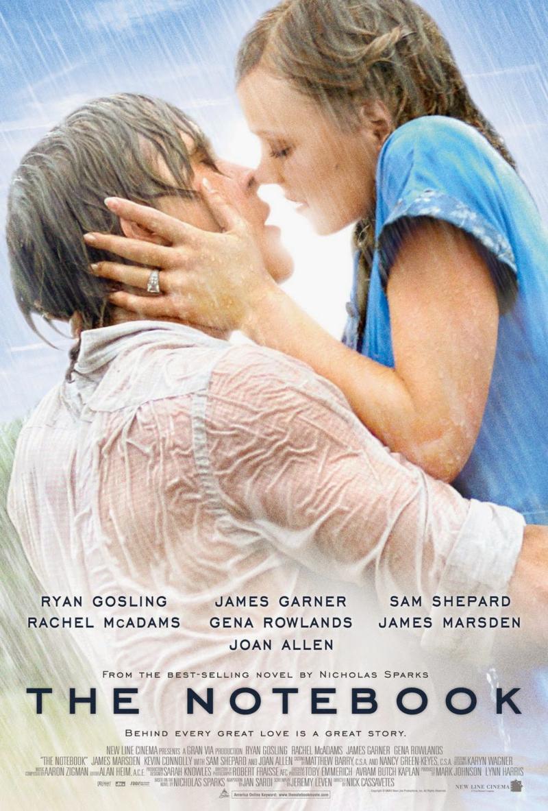 phim lễ tình nhân - the notebook