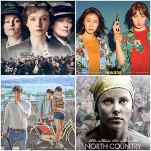 Những bộ phim ngợi ca sức mạnh phi thường của người phụ nữ
