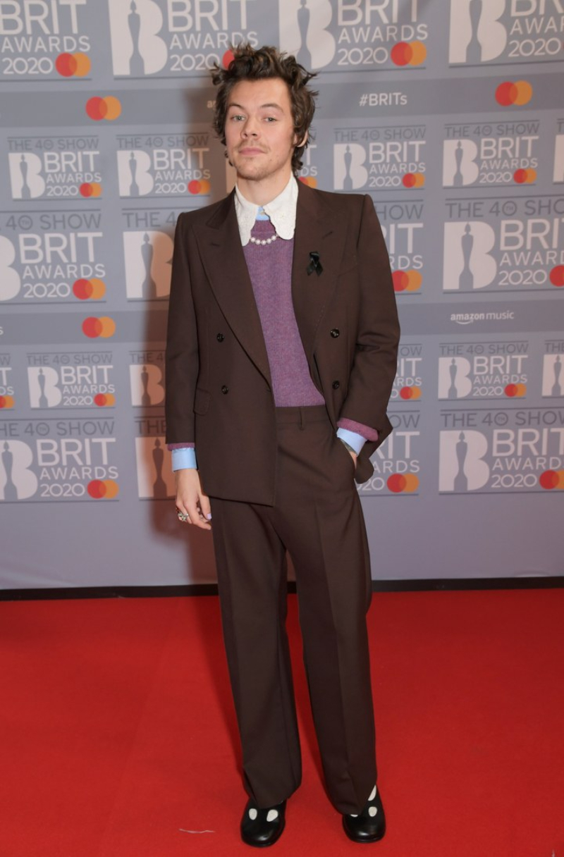 tham do brit awards 2020 - 1