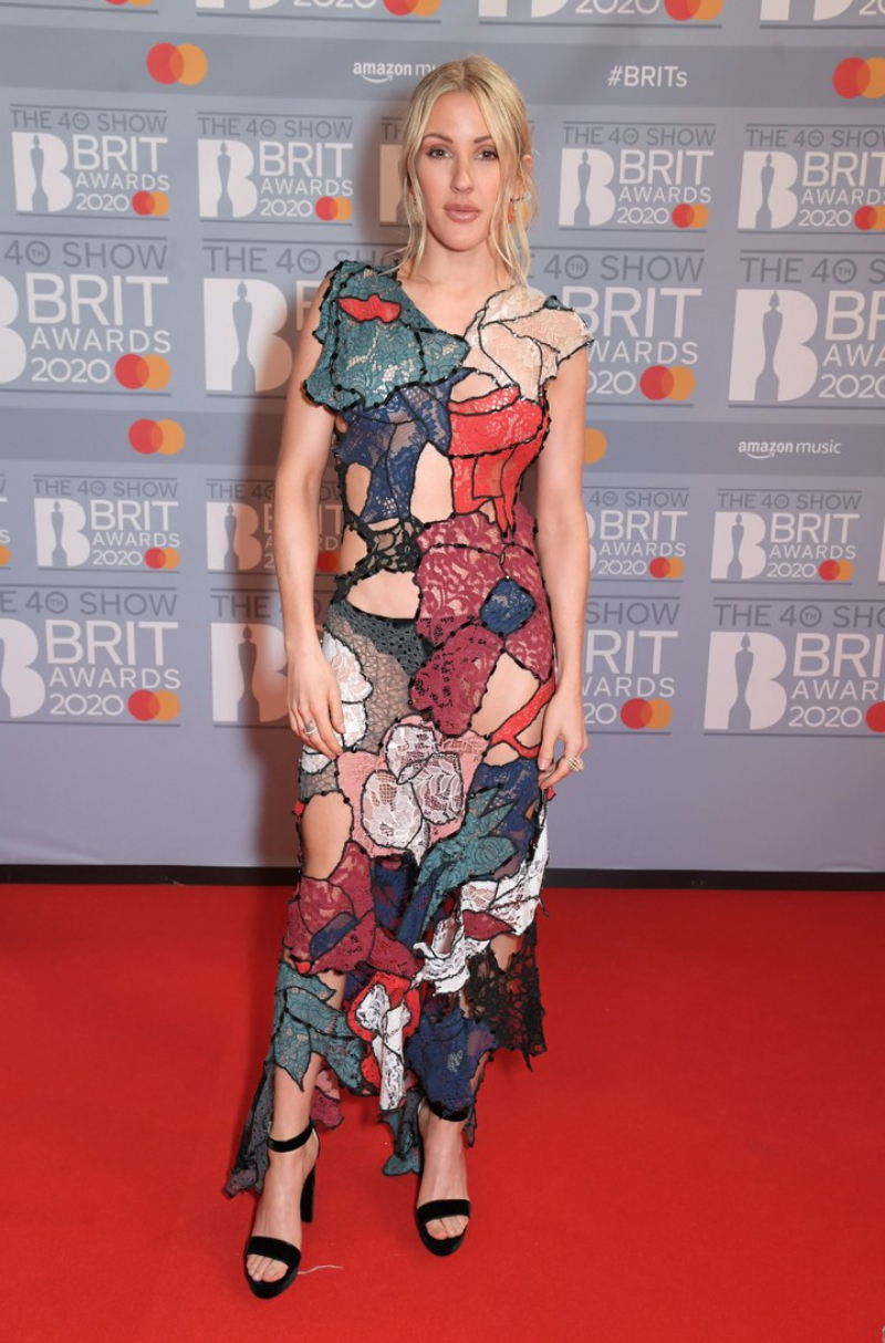tham do brit awards 2020 - 12