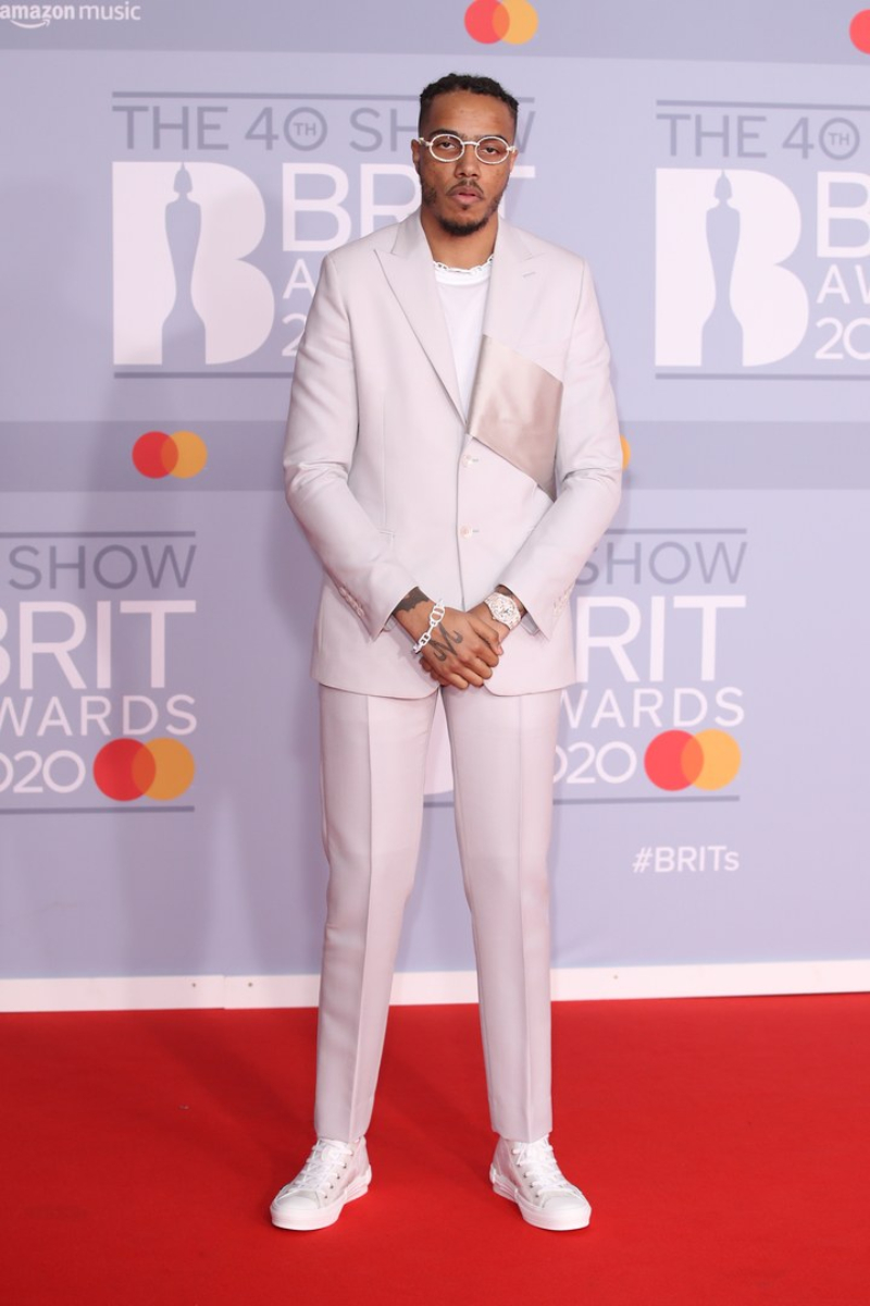 tham do brit awards 2020 - 8