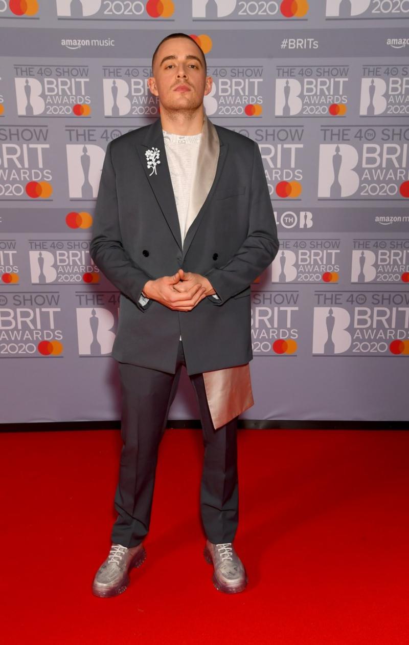 tham do brit awards 2020 - 9
