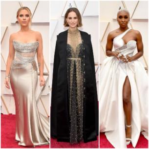 """Oscar 2020: """"Dạ tiệc"""" thời trang đẳng cấp của trang phục ton-sur-ton và đính sequin"""