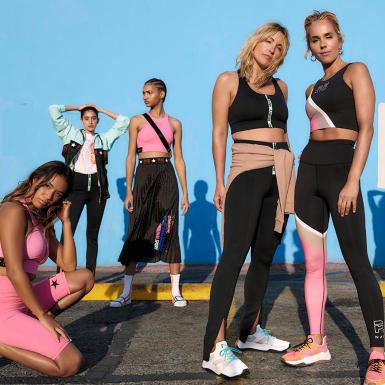 H&M bắt tay P.E Nation ra mắt BST thời trang thể thao bền vững cho phụ nữ hiện đại