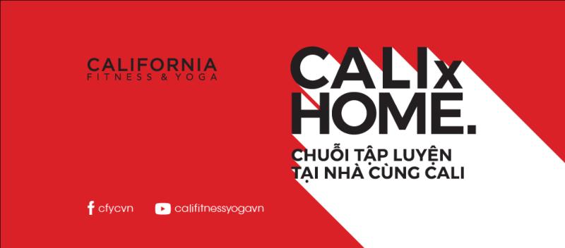 California Fitness & Yoga - CALI x Home - 1