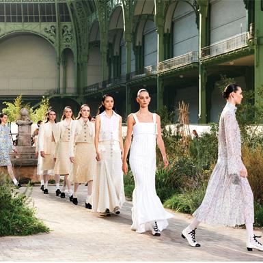 """Phong thái """"Aubazine Chic"""" từ lịch sử của Chanel"""