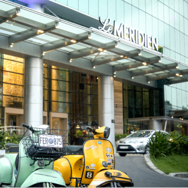 Ưu đãi ngập tràn với những dịch vụ tốt nhất tại Le Méridien Saigon