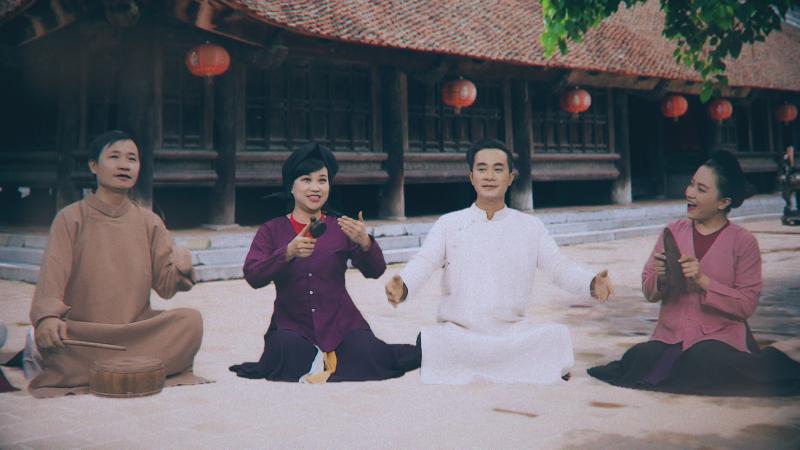 Nhóm Xẩm Hà Thành - 1