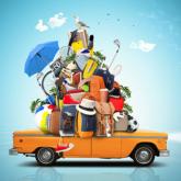 Nguyên tắc sắp xếp hành lý trên các xe SUV