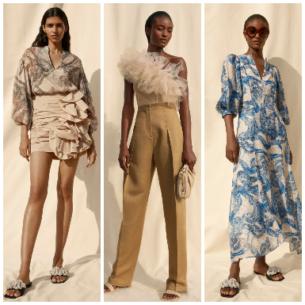 H&M tiếp tục sứ mệnh hướng đến yếu tố bền vững và tuần hoàn trong thời trang qua BST Conscious Exclusive Xuân Hè 2020