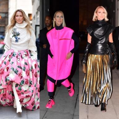 """Celine Dion """"hô biến"""" đường phố New York thành sàn catwalk của riêng mình"""