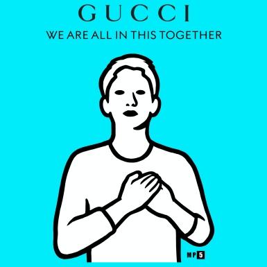 Gucci đóng góp 2 triệu EUR, phát động chương trình gây quỹ cộng đồng để chống đại dịch COVID-19