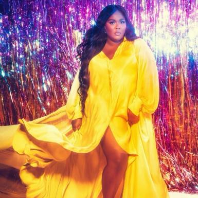 Nữ ca sĩ đoạt giải Grammy Lizzo xuất hiện trong trang phục CONG TRI trên bìa tạp chí GLAMOUR