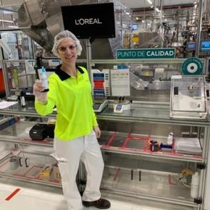 L'Oréal chung sức chống coronavirus tại châu Âu