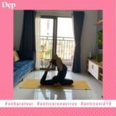 #Onharatvui: HLV Yoga Huỳnh Trúc – Ngồi yên và hài lòng với hạnh phúc sẵn có!