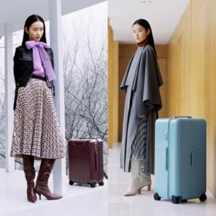 Chiêm ngưỡng những tông màu mới đẹp đến nao lòng của RIMOWA Essential và Essential Lite