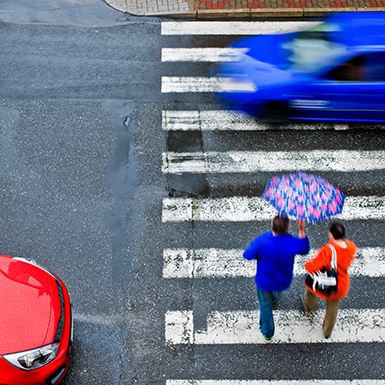 Những hành vi xấu xí của người lái xe ô tô trên đường