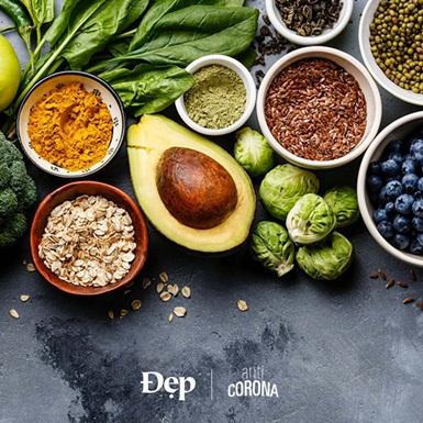 Khoai lang, cải bó xôi, nấm cùng những thực phẩm này đều giúp tăng sức đề kháng cơ thể