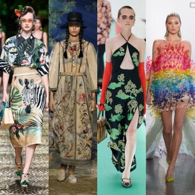 Mother Nature – Khi cảm hứng thời trang bắt nguồn từ vẻ đẹp của Mẹ Thiên Nhiên