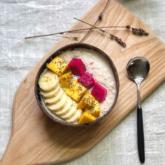 Eat-clean mùa dịch bệnh cùng công thức làm yến mạch trái cây bổ dưỡng