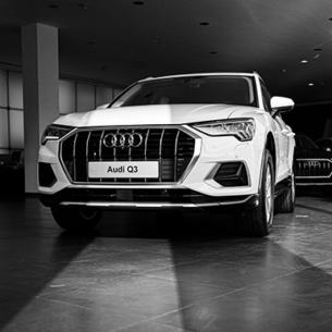 Mẫu Audi Q3 2020 đã có sẵn giao tới khách hàng Việt