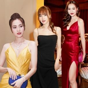 Ninh Dương Lan Ngọc – Mỹ nhân mặc gì cũng đẹp của showbiz Việt