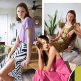 Đóng cửa vì dịch, Zara gửi quần áo tới nhà để người mẫu tự chụp Lookbook