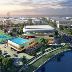 """Aqua City – Sức hấp dẫn của mô hình đô thị sinh thái """"tất cả trong một"""""""