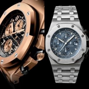 Audemars Piguet Royal Oak Offshore – Cột mốc khai sinh khái niệm đồng hồ thể thao đích thực