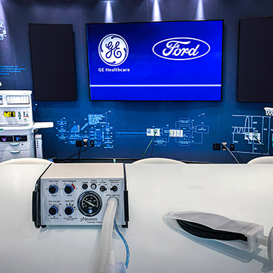 Ford Việt Nam cùng Quỹ Ford toàn cầu chung tay đẩy lùi dịch Covid-19