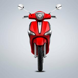 Piaggio Liberty 50cc không cần bằng lái ra mắt với giá 39,9 triệu đồng