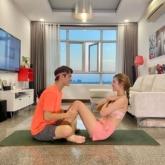 Jay Quân – Chúng Huyền Thanh gợi ý cách tập luyện tại nhà hiệu quả dành cho các couples