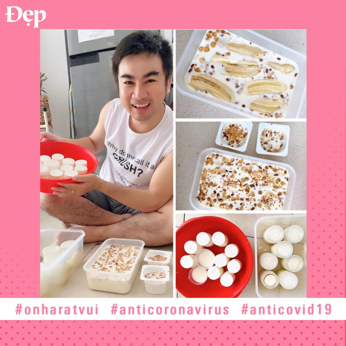 #Onharatvui: Công thức kem chuối cho chuỗi ngày cách ly tại gia