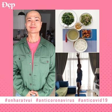 """#Onharatvui: Ở nhà mùa dịch """"được"""" nhiều hơn """"mất"""""""