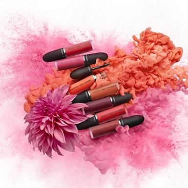 """""""Đổi gió"""" cho làn môi với bộ sưu tập son Powder Kiss Liquid Lipcolour của M.A.C"""