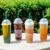 Starbucks giới thiệu menu trà trái cây đặc biệt cho mùa Hè 2020