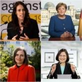 Các nhà lãnh đạo nữ được ngợi ca bởi khả năng xử lý khủng hoảng đại dịch Covid-19 tài tình