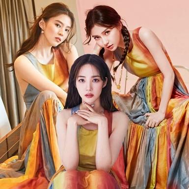 """""""Tiểu tam"""" Han So Hee đụng hàng Angelababy, Jisoo (BLACKPINK) và dàn mỹ nhân Châu Á"""