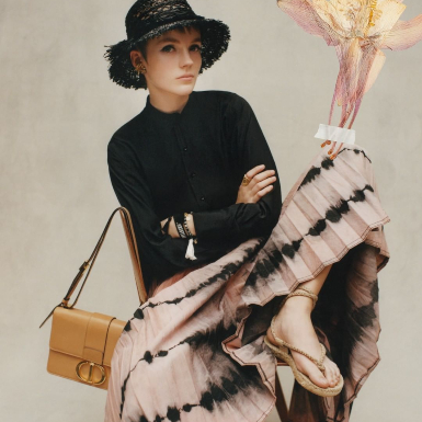 Hơn 80 thương hiệu thời trang nổi tiếng Pháp tổ chức phiên đấu giá từ thiện