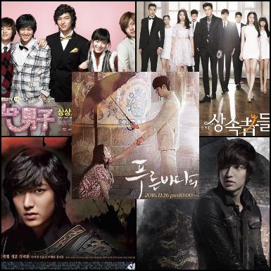 """Nhìn lại chặng đường 14 năm chinh phục màn ảnh của """"Quân vương bất diệt"""" Lee Min Ho qua những tựa phim đình đám"""