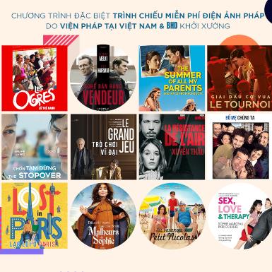 """Tận hưởng """"hơi thở điện ảnh Pháp"""" tại nhà với 12 tựa phim Pháp đặc sắc không thể bỏ qua này"""