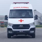 Hyundai Việt Nam tặng 10 xe cứu thương giúp phòng chống dịch Covid-19
