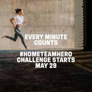 adidas khởi động chiến dịch #HOMETEAMHERO gây quỹ 1 triệu đô-la chống dịch COVID-19