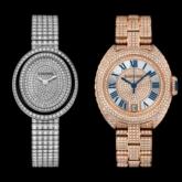 """Cartier """"chở"""" hơn 2.000 viên kim cương trên hai mẫu đồng hồ Cle de Cartier và Hypnose đến Việt Nam"""