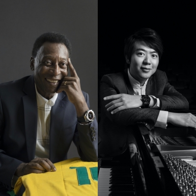 Pelé, Lang Lang, Usain Bolt,… đồng hành cùng nhau củng cố tinh thần mọi người trong chiến dịch #TIMETOGETHER