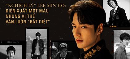 """""""Nghịch lý"""" Lee Min Ho: Diễn xuất một màu nhưng vị thế vẫn luôn """"bất diệt"""""""