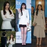 """Chiếc áo khoác Off-White """"được lòng"""" 3 mỹ nữ trong 3 siêu phẩm K-Drama năm 2020"""