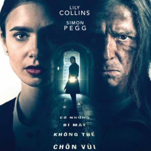 """""""Nàng thơ"""" Lily Collins trở lại màn ảnh rộng với bộ phim trinh thám bí ẩn """"Gia Tài Tội Lỗi"""""""