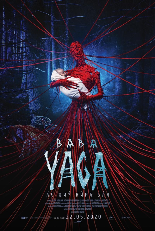 phim kinh di Baba yaga - 6